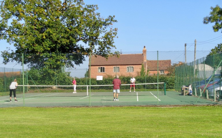 Court in use